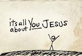It's All about you Jesus